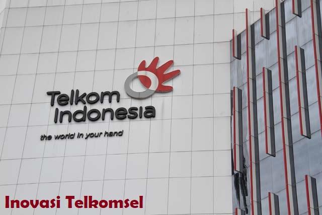 Inovasi Telkomsel Dalam Berbagai Terobosan